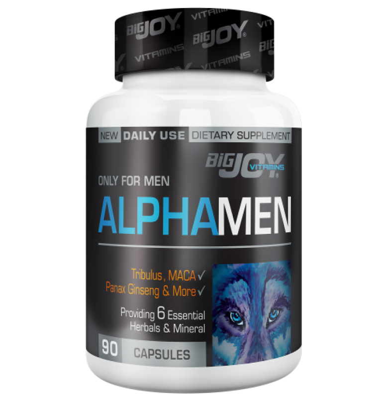 Bigjoy Vitamin Alphamen