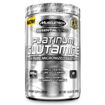 Muscletech Platinum %100 Glutamine