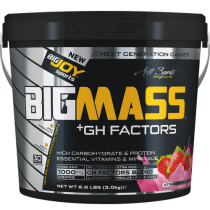 Bigjoy BigMass +Gh Factors