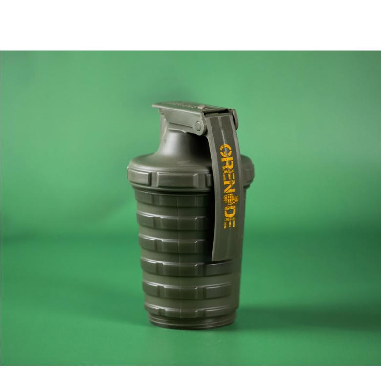 Grenade Shaker 600 ml. Yeşil