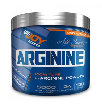 Bigjoy %100 Pure L- Arginine Aromasız