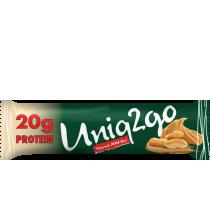 Uniq2go Peanut XXL Protein Bar