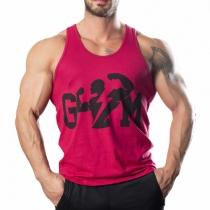 Gym Tank Top Atlet Kırmızı - Large