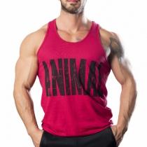 Animal Tank Top Atlet Kırmızı - Large
