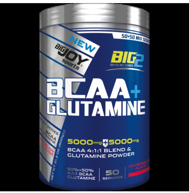 Bigjoy Big2 Bcaa+Glutamine Karpuz