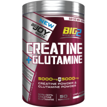 Bigjoy Big2 Creatine + Glutamine