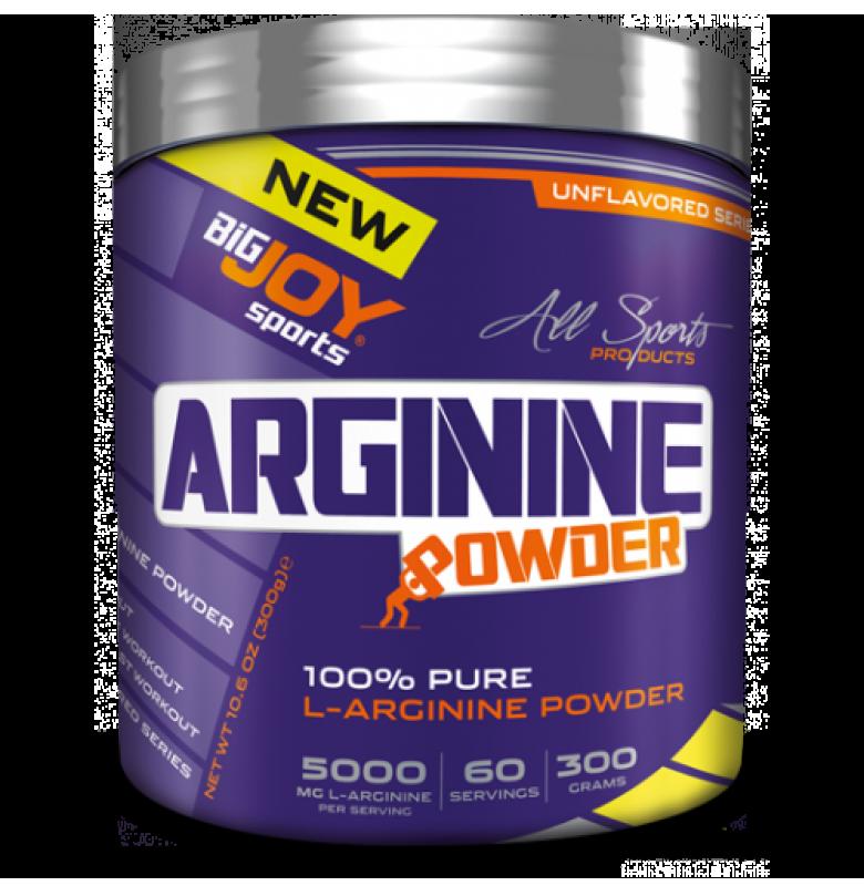 Bigjoy %100 Pure L-Arginine Aromasız