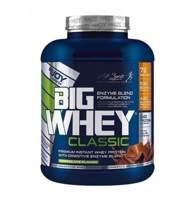 Bigjoy BigWhey Classic Whey Protein Çikolata