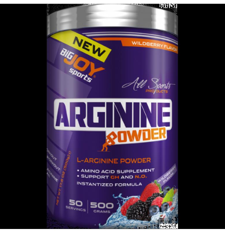 Bigjoy Arginine Powder Orman Meyveli