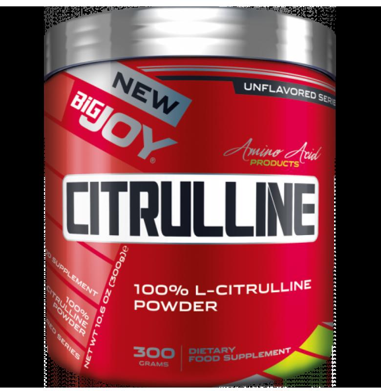 Bigjoy Citrulline Powder Aromasız