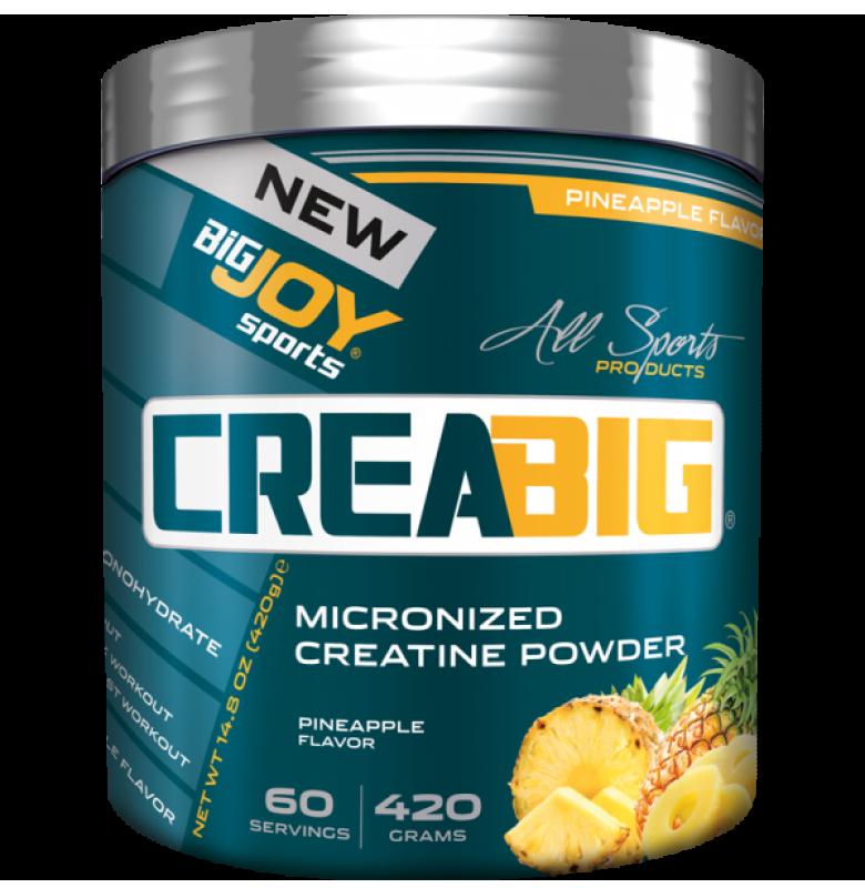 Bigjoy CreaBig Powder Ananas