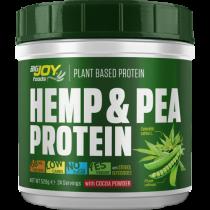 Bigjoy Hemp & Pea Protein