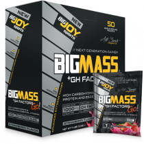 Bigjoy BigMass Go! +Gh Factors
