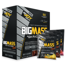 Bigjoy BigMass Go! +Gh Factors