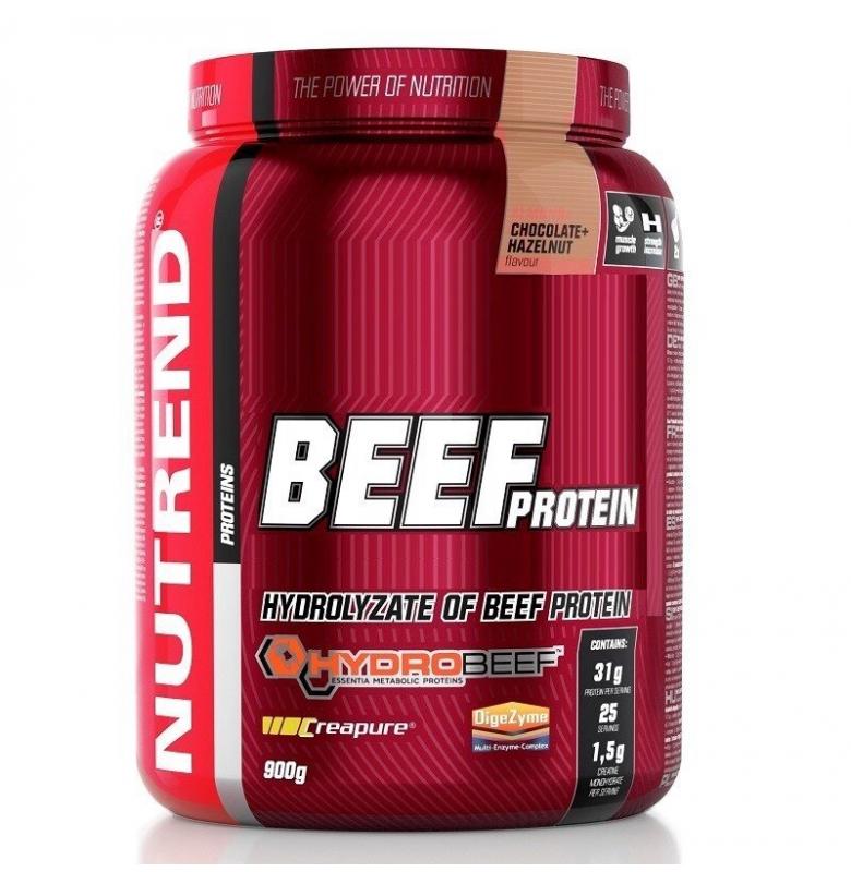 Nutrend Beef Protein Çikolata Fındık