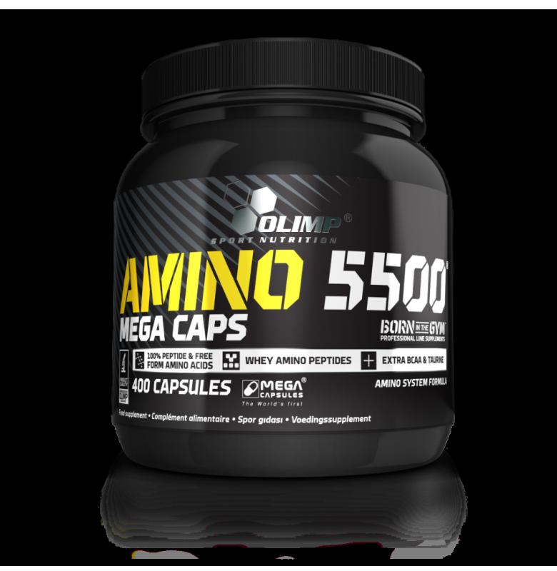 Olimp Amino Mega 5500
