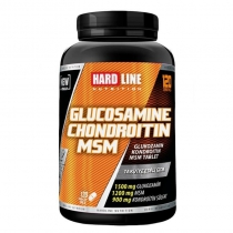 Hardline Glucosamine Chondroitin MSM