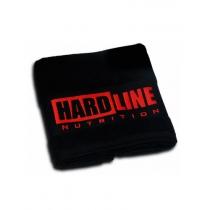 Hardline Antrenman Havlusu Siyah 100x50 cm