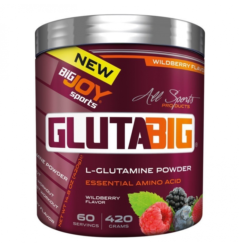 Bigjoy GlutaBig Powder Orman Meyveli