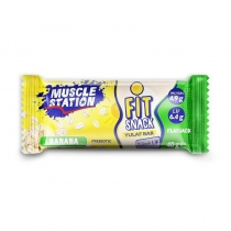 Muscle Station Fit Snack Yulaf Bar