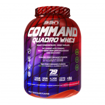SSN Command Quadro Whey Protein