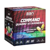 SSN Command Qaudro Multivitamin
