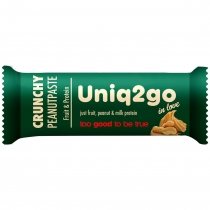 Uniq2go İn Love Crunchy & Peanut Paste