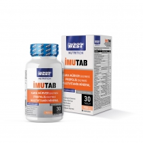 West İmutab Multivitamin Mineral 900 Mg.